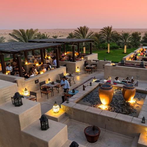 رستوران صحرایی پارس سافاری کیش