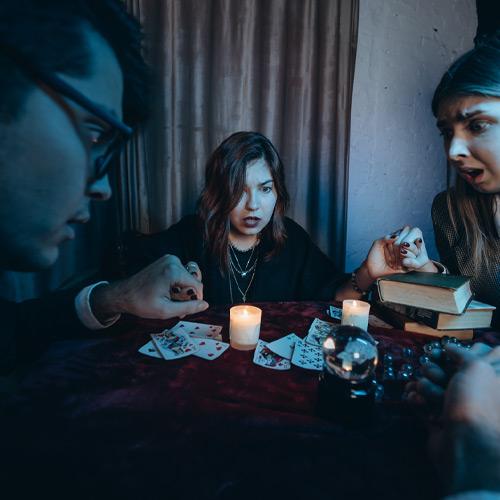 شعبده بازی در پارس سافاری کیش